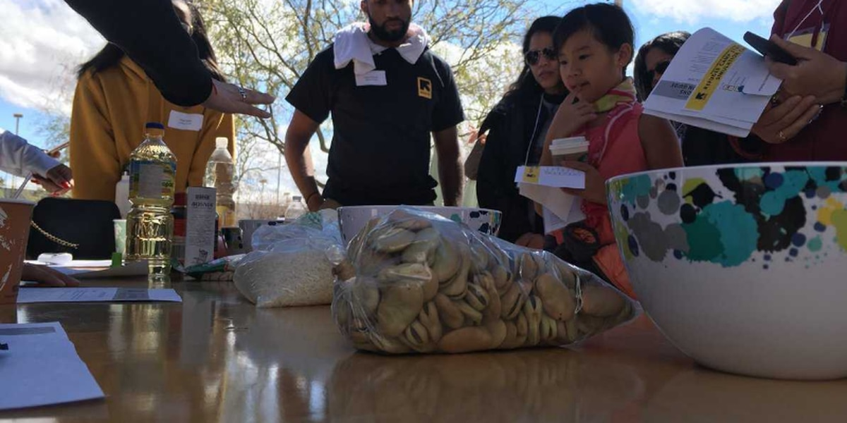 International Rescue Committee educates Tucsonans at refugee simulation event