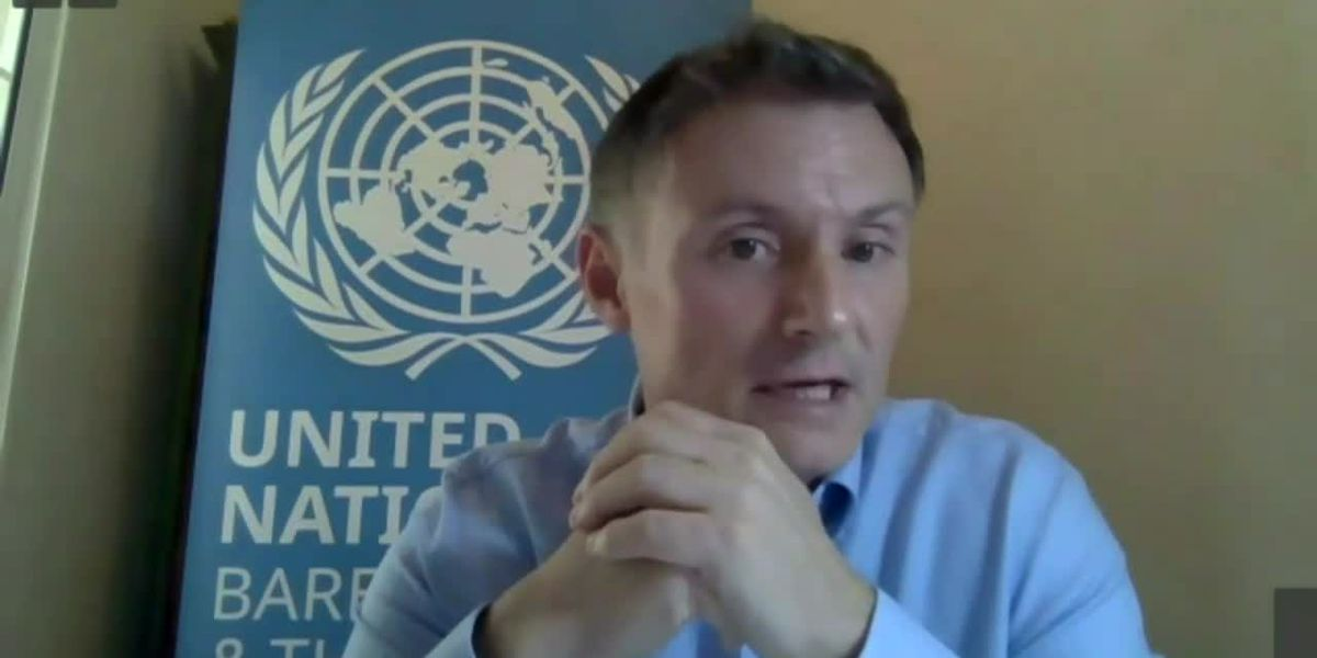 UN warns humanitarian crisis in St. Vincent can lasts months