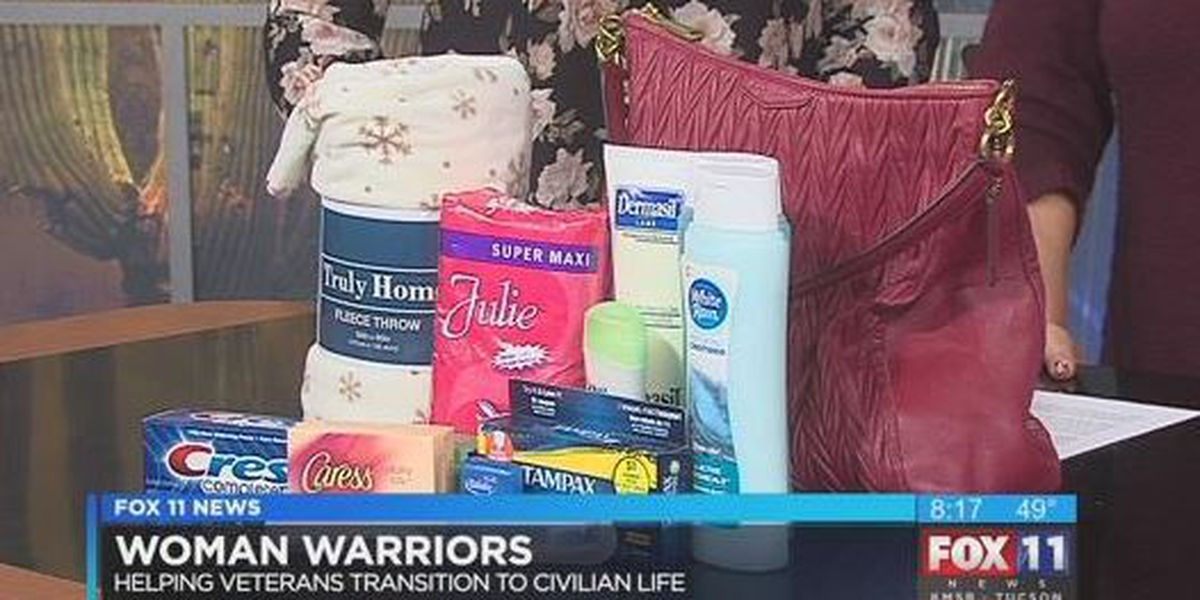 Tucson event aims to help female veterans in need