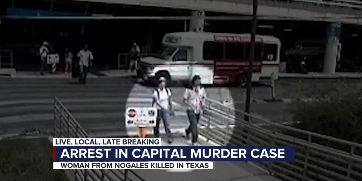 Arrest made in Texas in connection to capital murder case