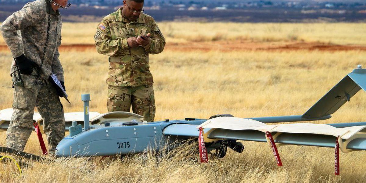 Fort Huachuca drone crashes in Santa Cruz County