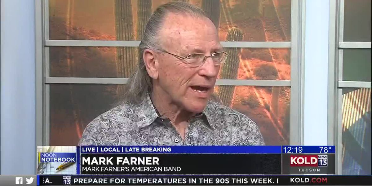 KOLD Noon Notebook: Mark Farner's American Band