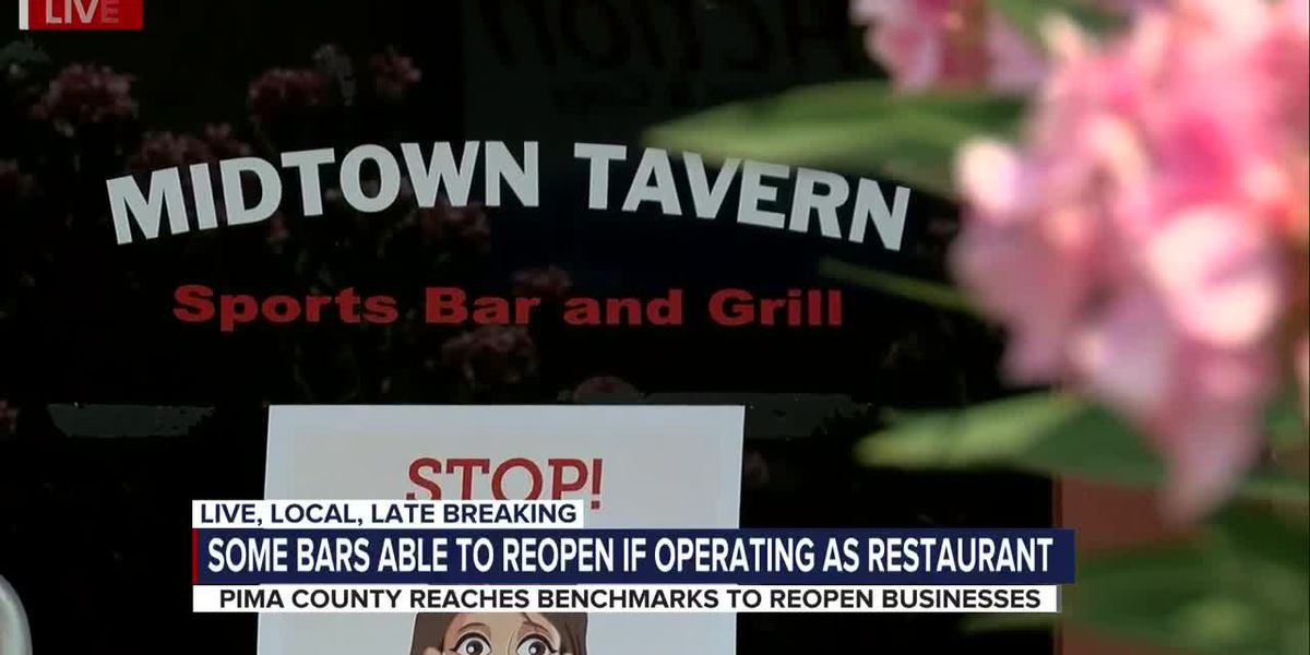 Businesses reopening
