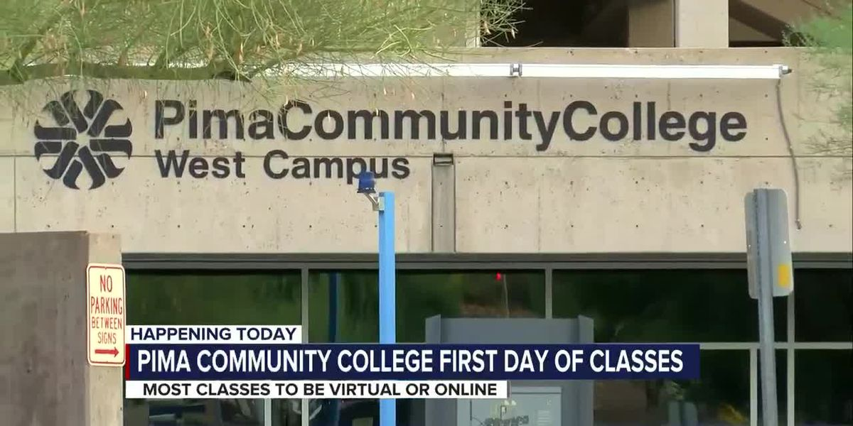 PCC opens for first day of classes