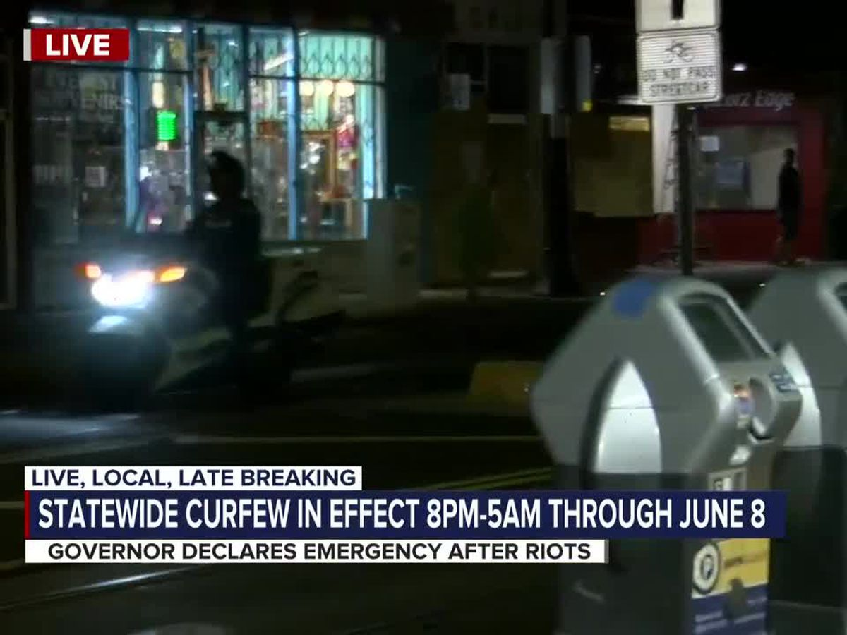 Tucson leaders, police work quickly to enforce curfew; vigil rescheduled