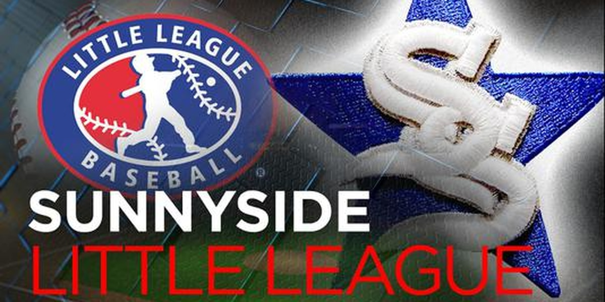 Sunnyside Majors make it a state Little League trifecta