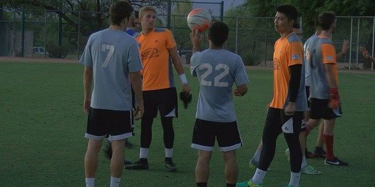 FC Tucson setting table in Mountain Division