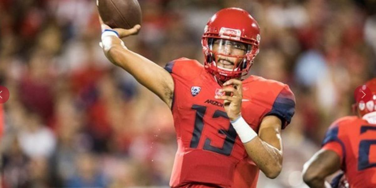 Former AZ quarterback Dawkins to 'take a break' from football