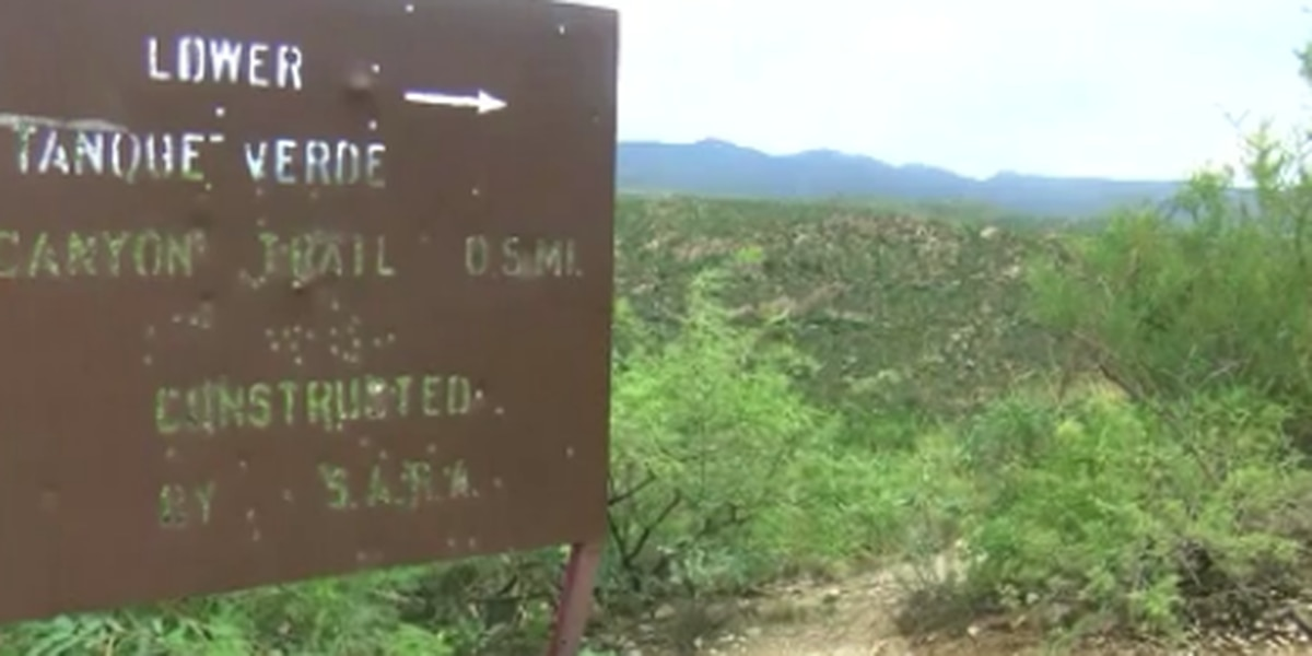 PCSD: Injured hiker rescued at Tanque Verde Falls