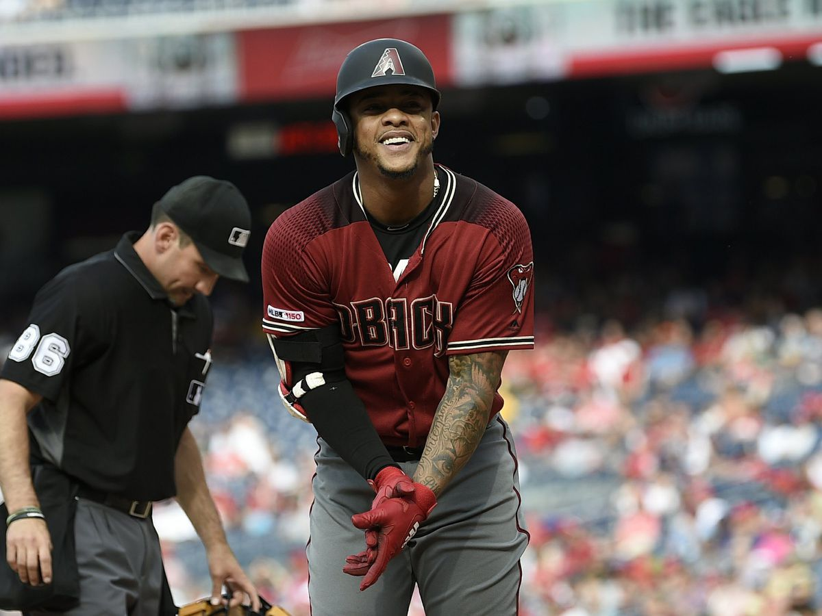 Diamondbacks hit 4 HRs off Strasburg, beat Nationals 10-3