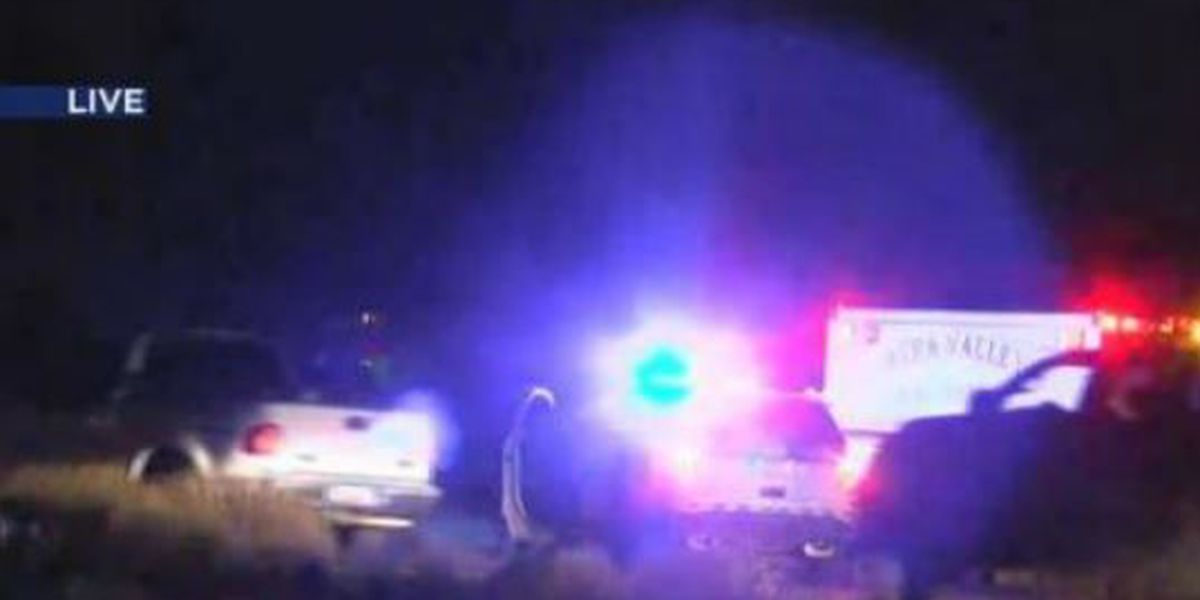 UPDATE: I-10 reopens after fatal crash involving pedestrian near Picacho Peak