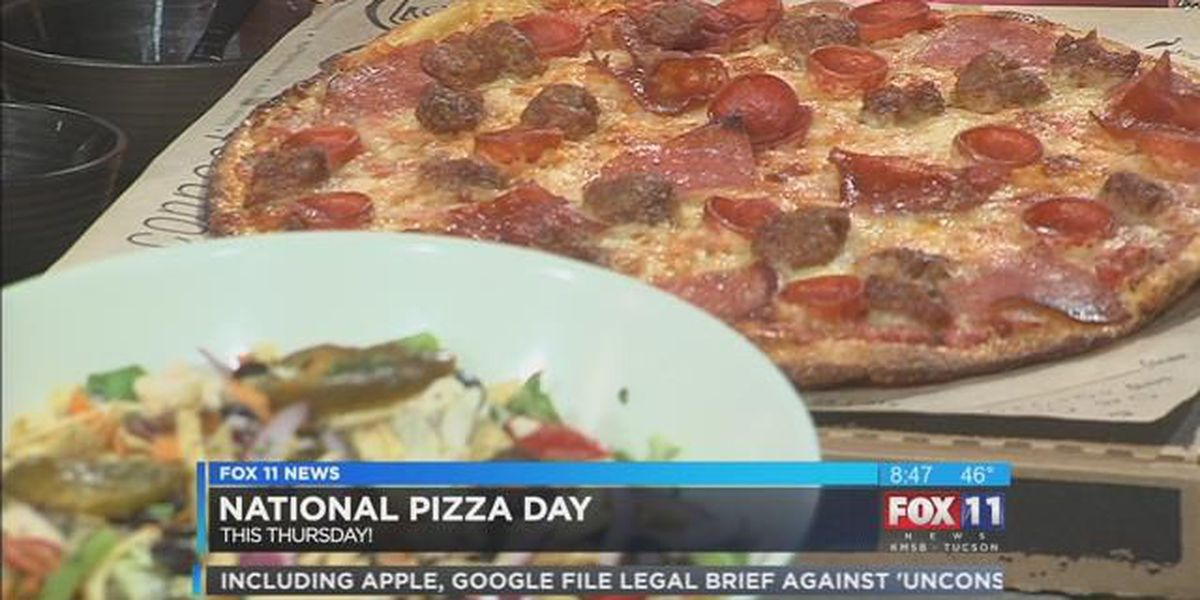 Celebrate National Pizza Day with Fired Pie's 'Meaty Italian'