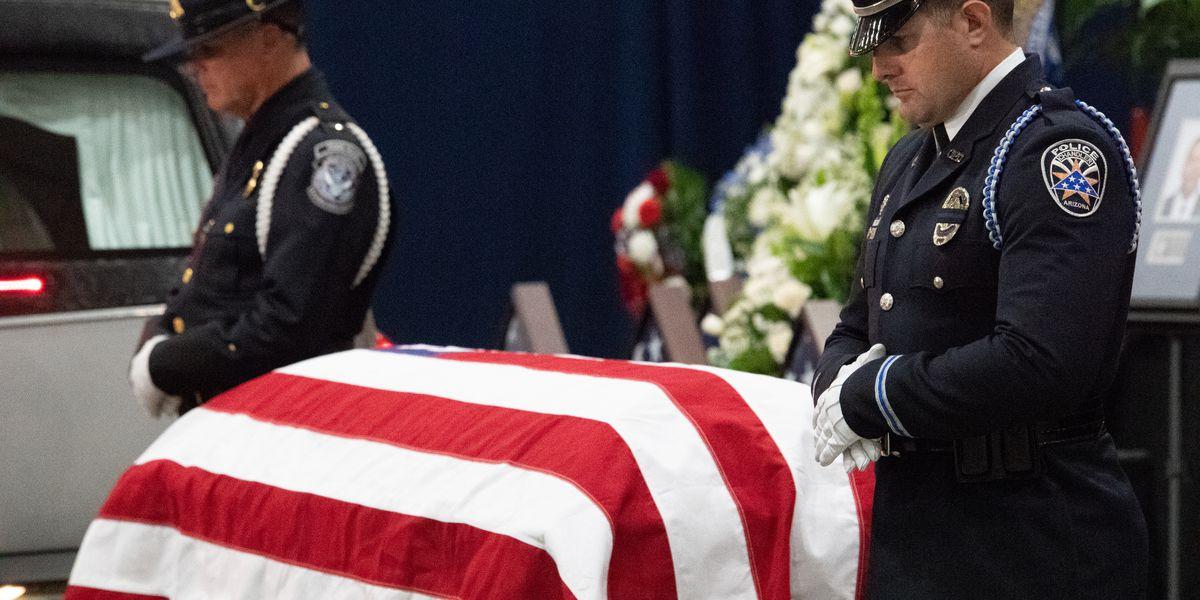 WATCH: Fallen deputy US marshal remembered as hero, family man