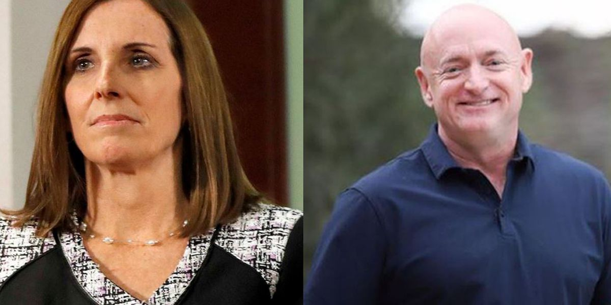 McSally challenges Kelly to 7 debates as Arizona Senate race heats up