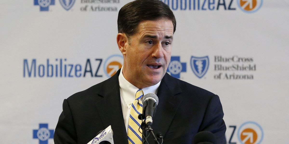 Gov. Ducey proposes $12.3 billion spending plan, sends money to best and poorest schools