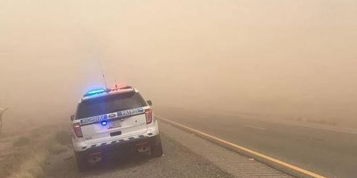 UPDATE: Highway officials reopen EB I-10 in southeast AZ