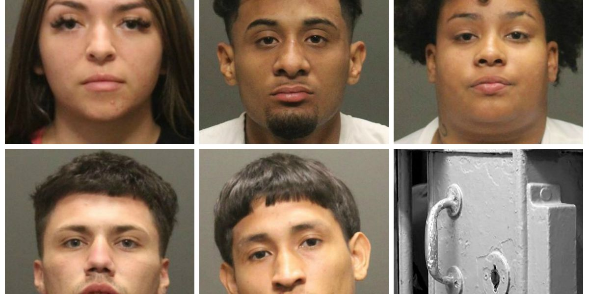 Five suspects arrested in July homicide investigation, all under 21