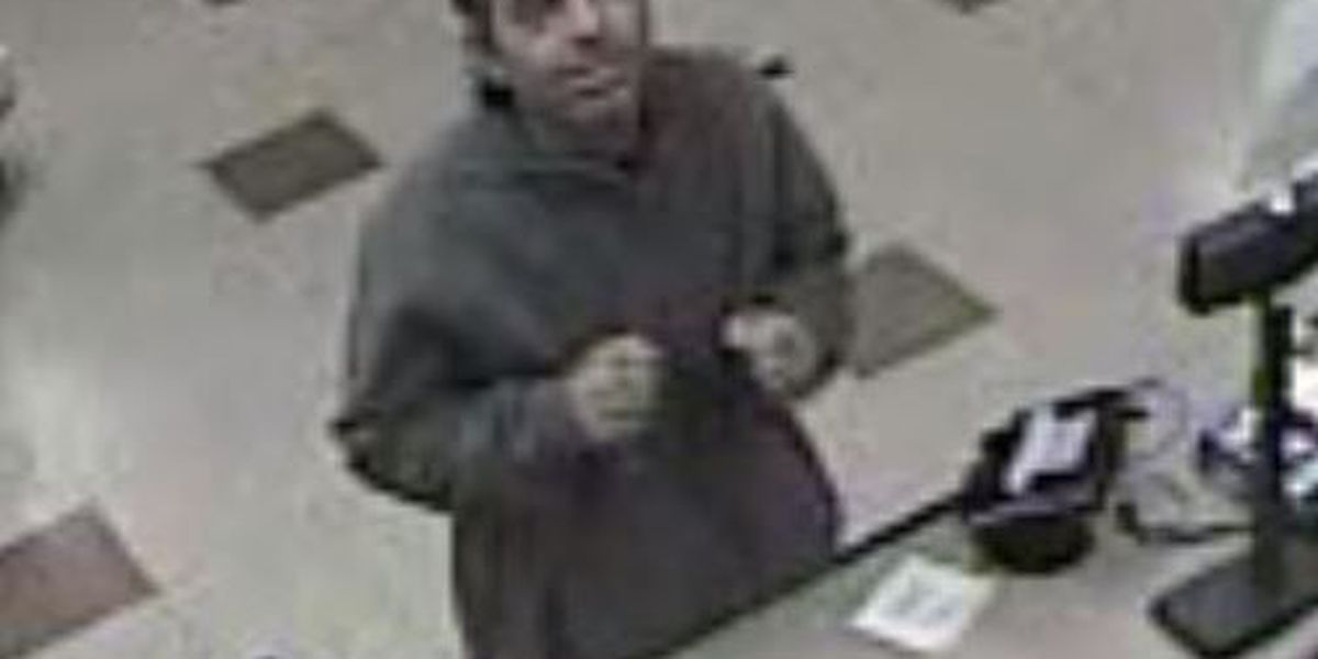 PCSD searching for suspect in theft of cigarettes, cash from a convenience store