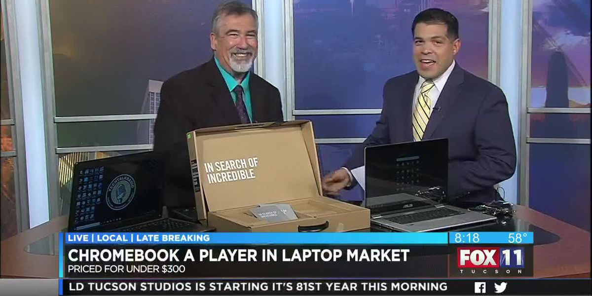 Chromebook a player in laptop market
