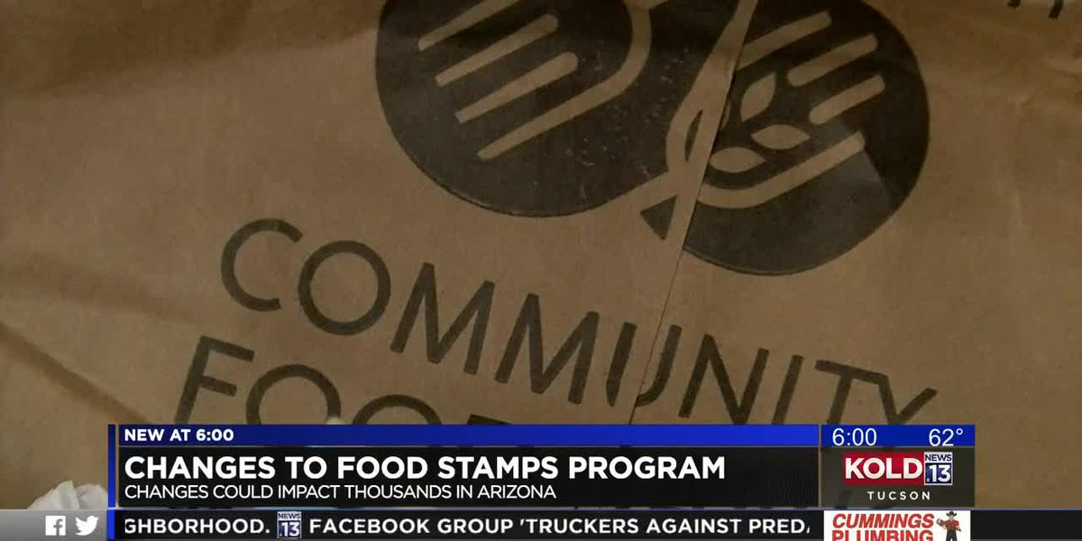 Restrictions on food stamps impacts rural Arizona communities