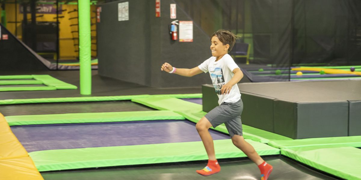 GET AIR Trampoline Park In Tucson bounces back, reopens after COVID closure