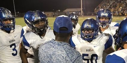 OVERTIME: Buena is back! Colts beat Marana 41-28