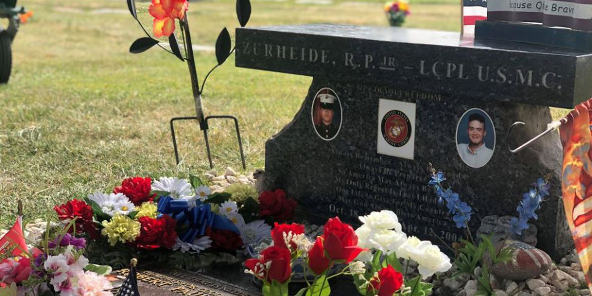 Family of fallen Marine remembers him 15 years after his death