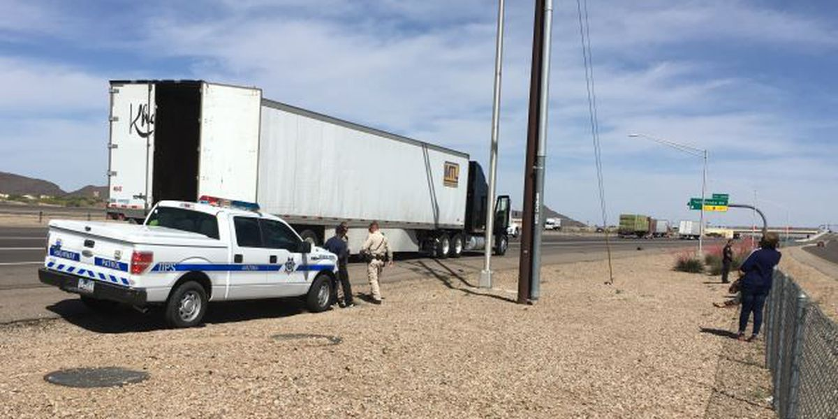 DPS stops human smuggling attempt on I-10 near Tucson
