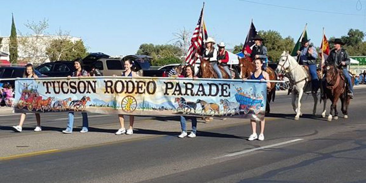 Know before you go to the 2018 Tucson Rodeo parade