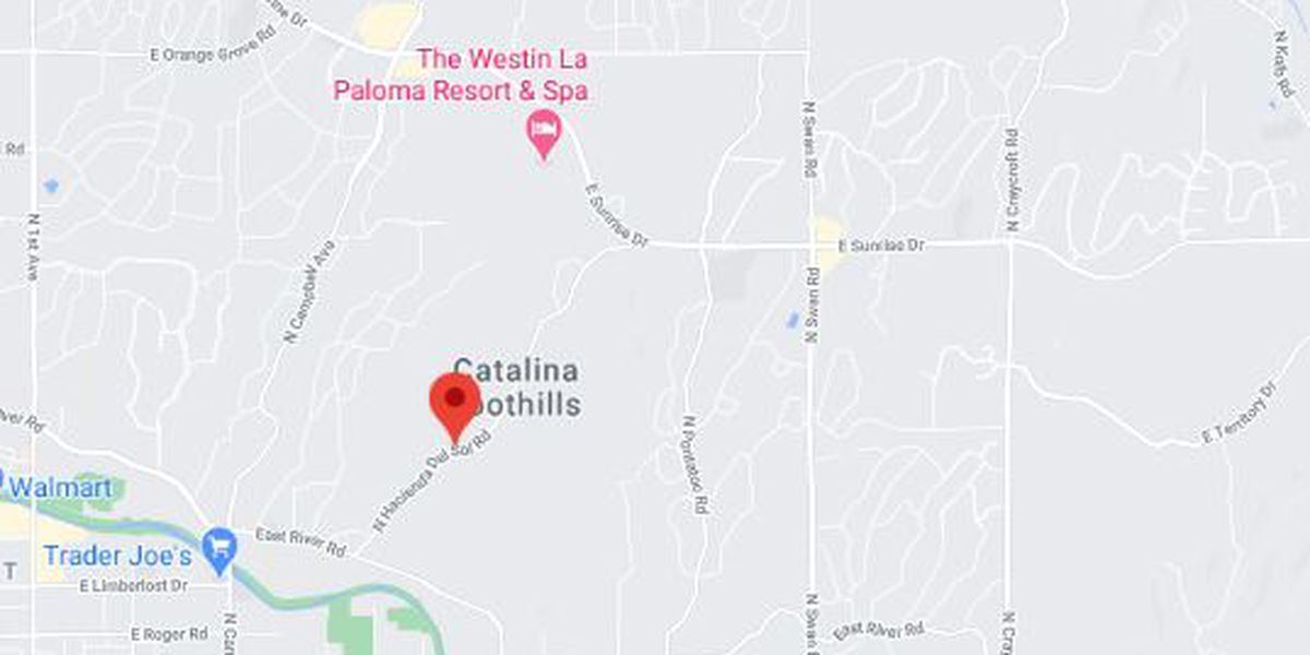 PCSD responds to gas leak in foothills
