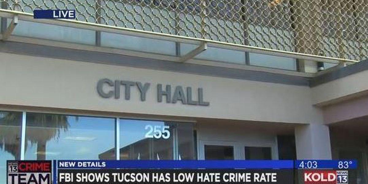 Hate crimes rise according to FBI statistics