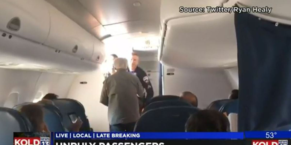 KOLD INVESTIGATES: Unruly passengers in Tucson
