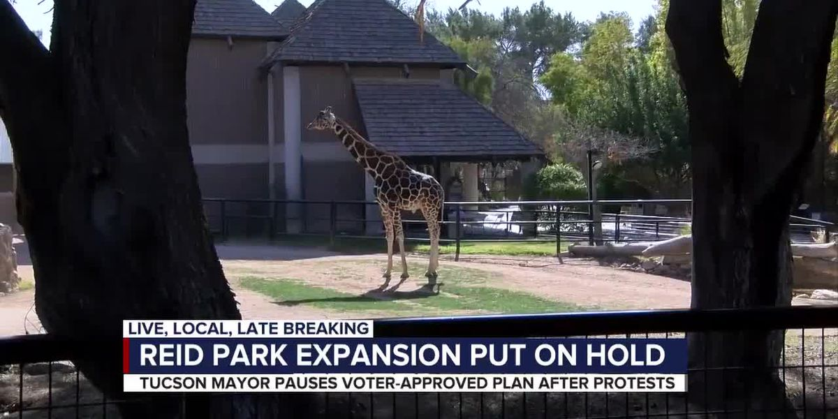 Zoo expansion on hold