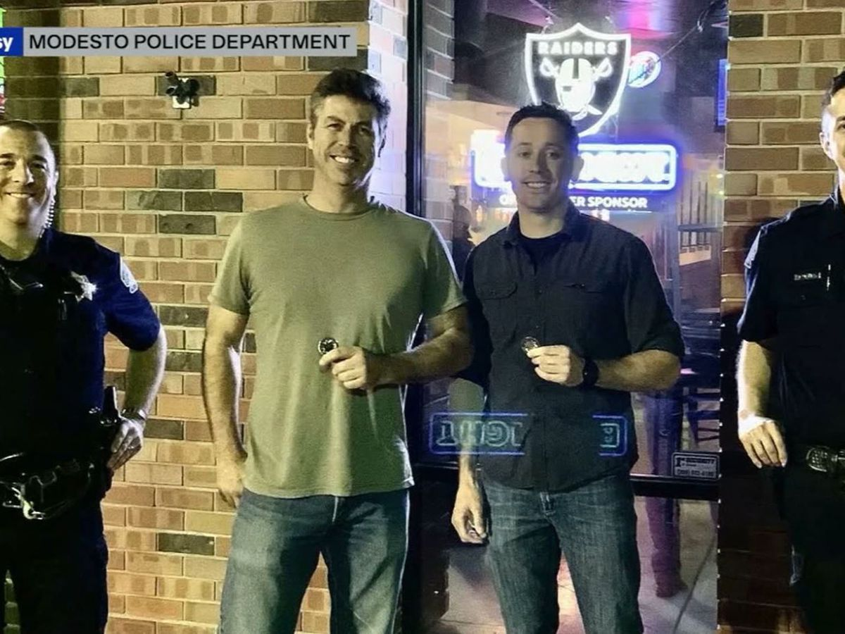 Retired Army lieutenant, off-duty firefighter take down robbery suspect in bar