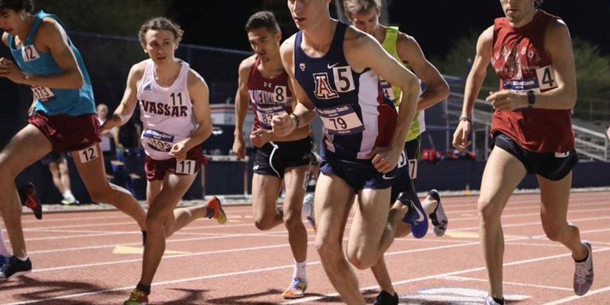 25 UA tracksters ready for NCAA Regionals