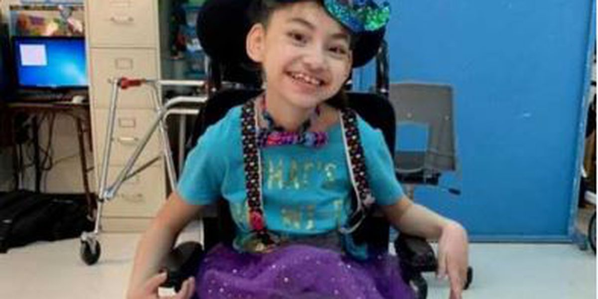 Disabled Tucson girl has wheelchair stolen overnight