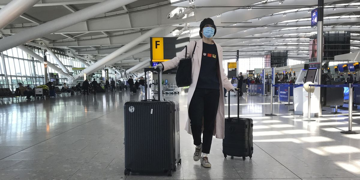 Hard hit by virus, airlines push for tests over quarantines