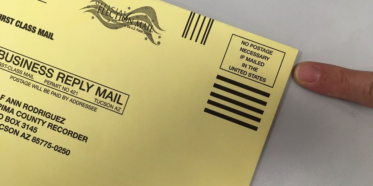Fact Finders: Social media rumors regarding stamps on your mail-in ballot