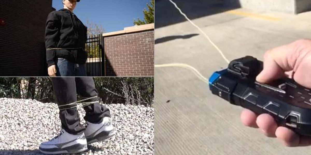 County in western AZ considers lasso-like tool to restrain suspects