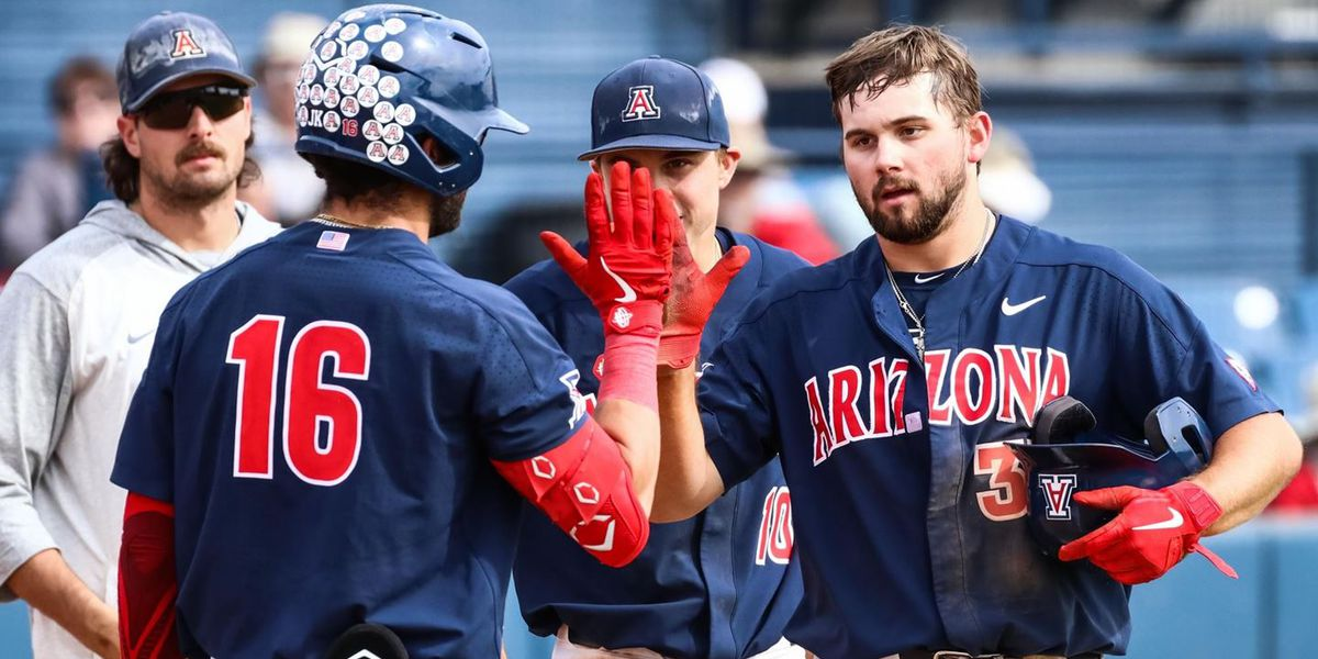 Single-game tickets for Arizona baseball games on sale now