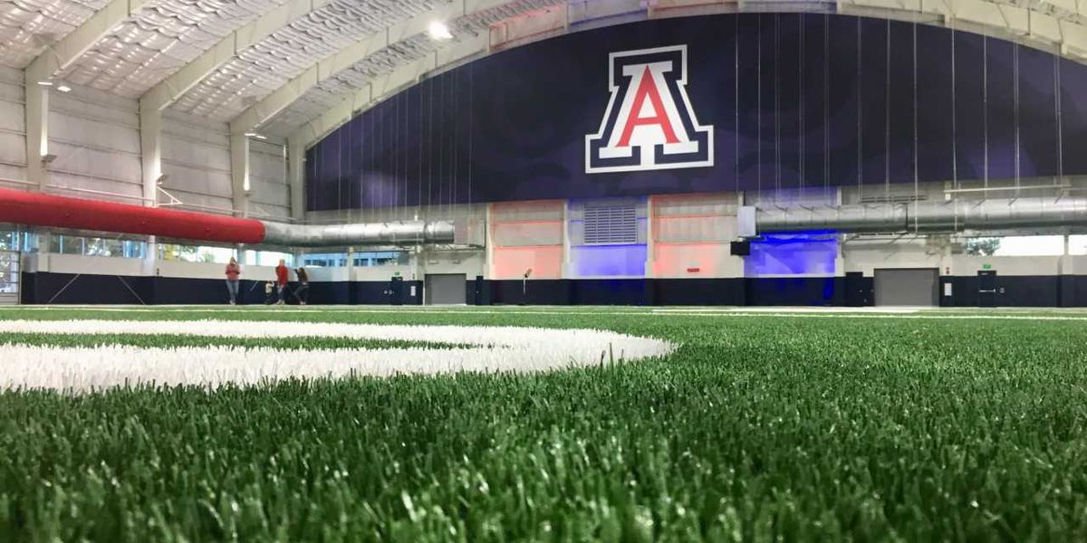 Bear Down: Arizona Athletics unveils $16.5M indoor sports center