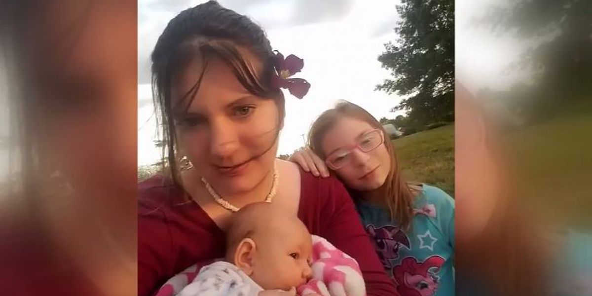 8-year-old survivor of quadruple homicide thanks deputies who saved her
