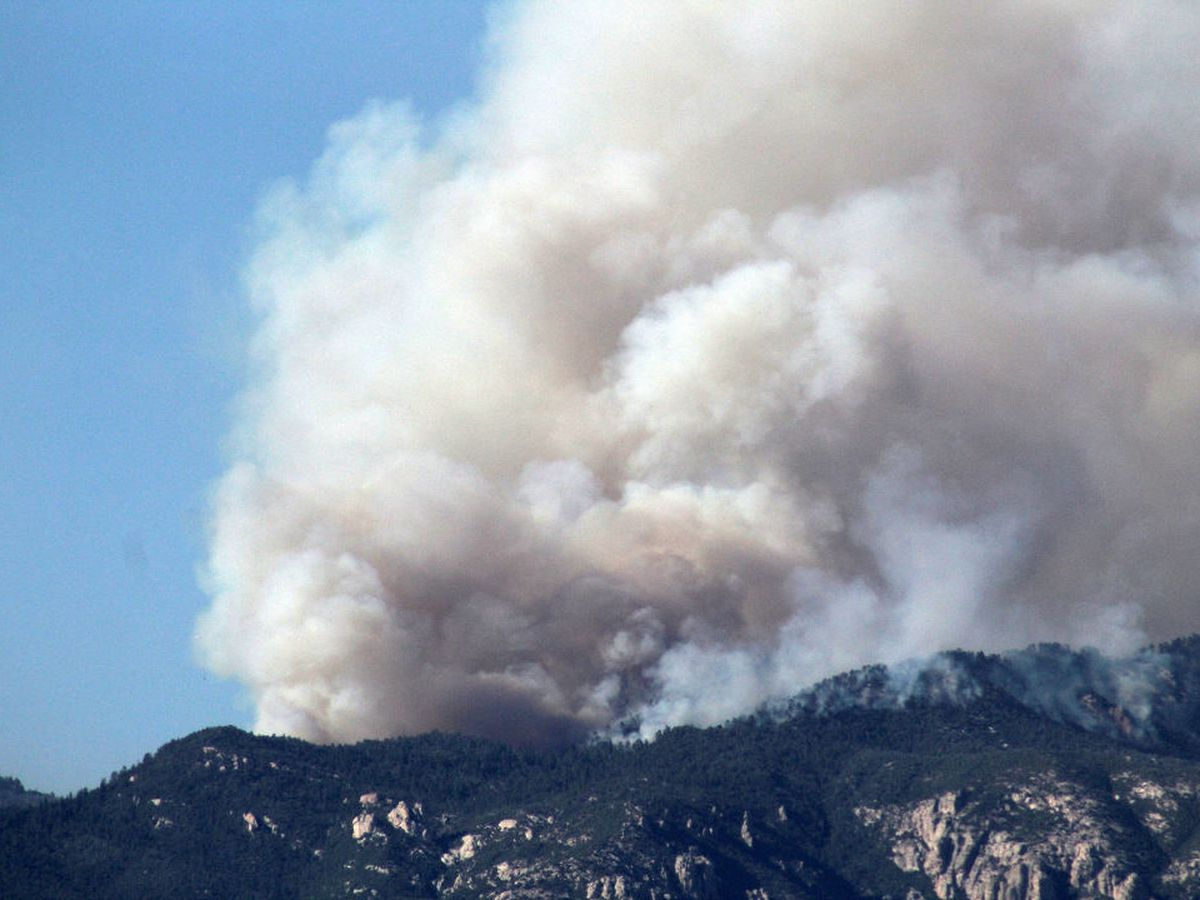 UPDATE: Bighorn Fire grows to 118,370 acres, 54 percent containment
