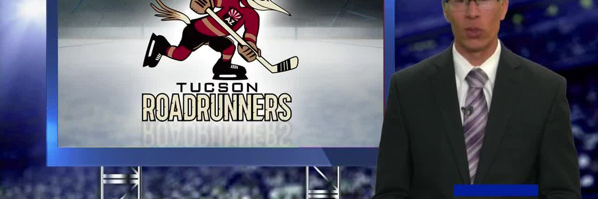 Tucson Roadrunners win sixth straight