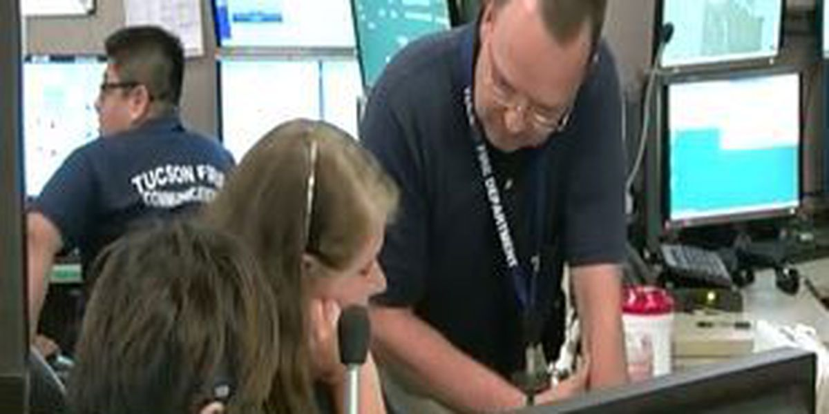 Monsoon a busy time for 911 dispatchers
