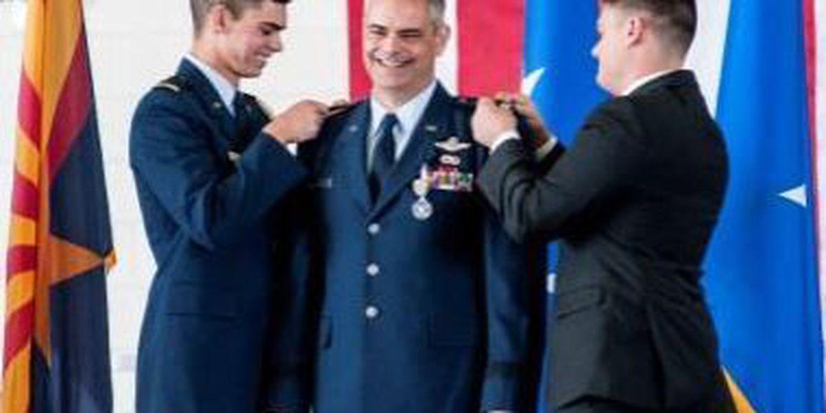 New leadership at Air National Guard in Tucson