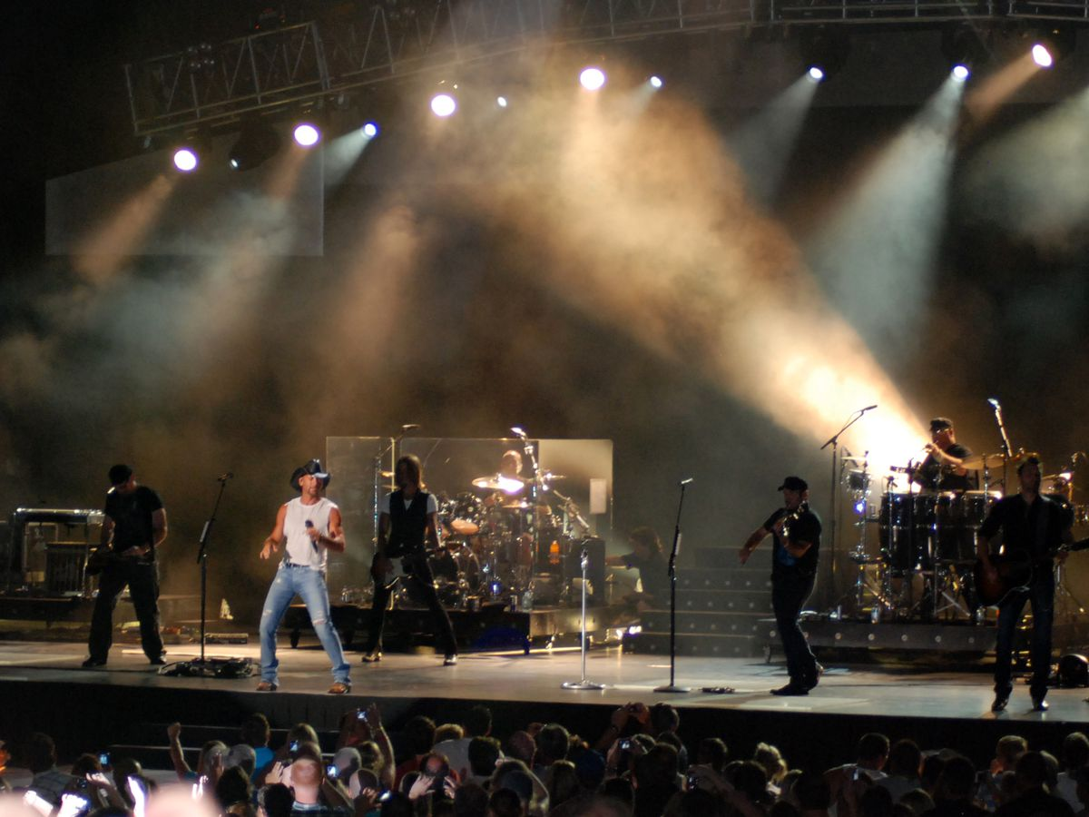 Country Thunder lineup released