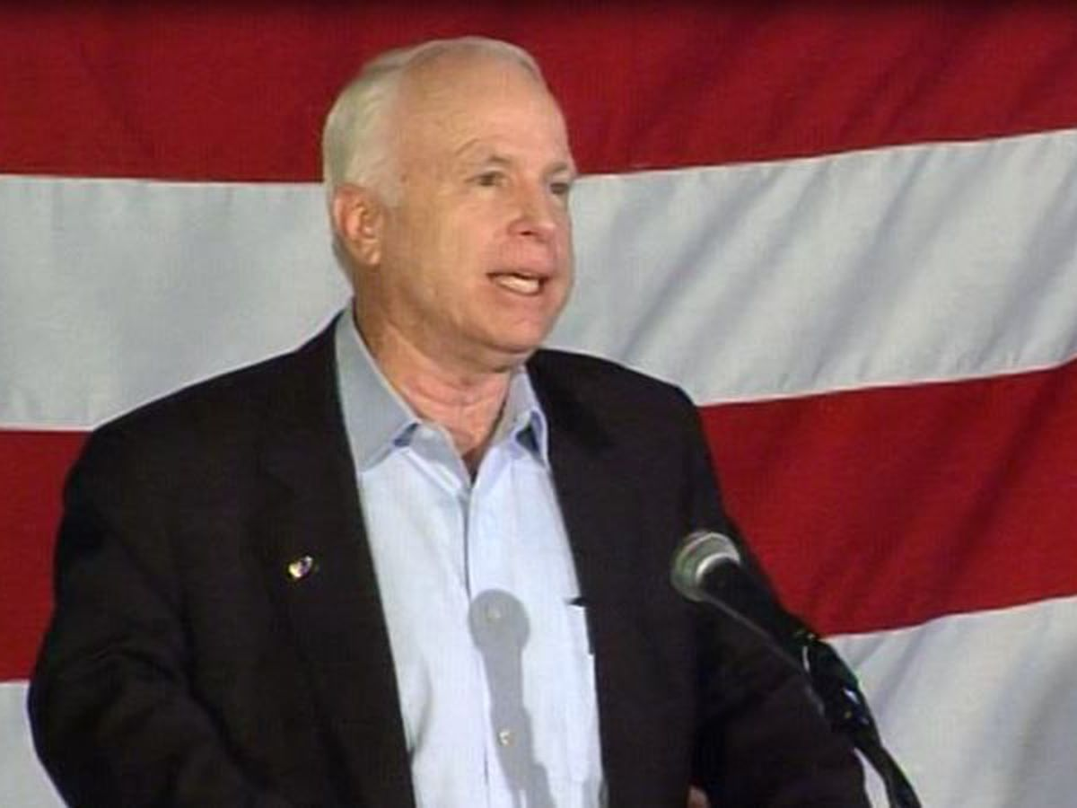 Family, friends and former political foes remember legendary lawmaker John McCain