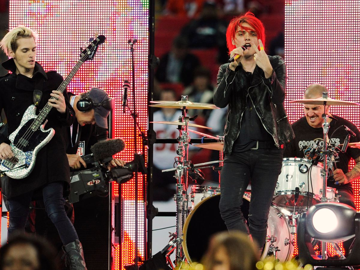 It's a Halloween miracle: My Chemical Romance announces reunion show