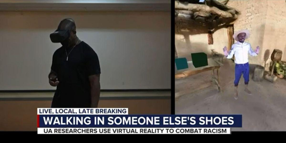 University of Arizona uses virtual reality for anti-racism project